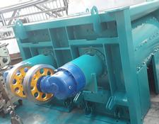 Constmach concrete mixer 3 m3 HIGH QUALITY TWIN SHAFT MIXER
