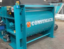 Constmach concrete mixer TWIN SHAFT MIXER, CALL NOW, READY FOR DELIVERY