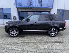 Land Rover Range Rover VOGUE 4.4 SDV8 GRIJS KENTEKEN !!! PANO, MASSAGE !!