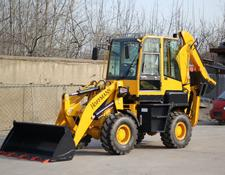 KING backhoe loader Kingway 5300 4x4