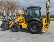 New Holland backhoe loader B110B TC