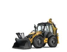 New Holland backhoe loader B 115C