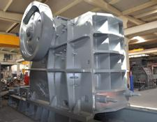 Fabo CLK-140 | 320-600 TPH PRIMARY JAW CRUSHER