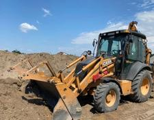 Case backhoe loader 580 Super R