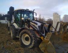 Hidromek backhoe loader 102 S MAESTRO