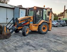 HSW backhoe loader 9.50 M