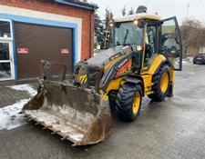 Volvo backhoe loader BL 71B POWERSHIFT